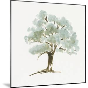 Mint Tree I by Jennifer Goldberger