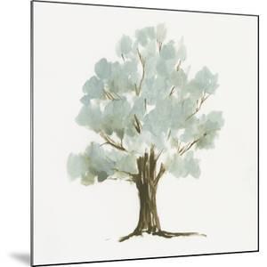 Mint Tree II by Jennifer Goldberger