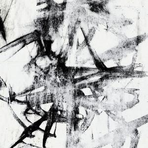 Monotype Scribble II by Jennifer Goldberger
