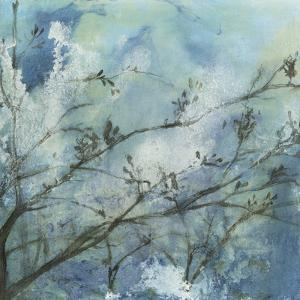 Moonlit Branches I by Jennifer Goldberger