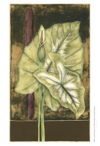 Moonlit Foliage I by Jennifer Goldberger