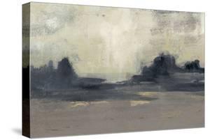 Mountain Silhouette I by Jennifer Goldberger