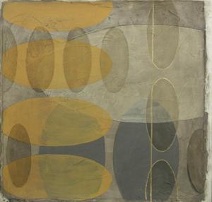 Muted Echoes I by Jennifer Goldberger