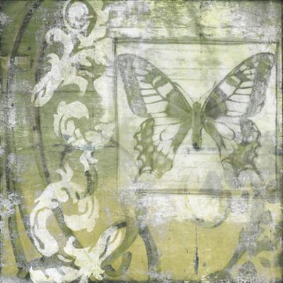 Non-Embld. Butterfly & Ironwork II