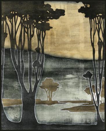 Nouveau Trees II