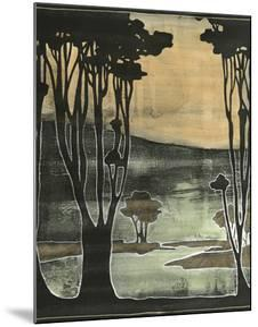 Nouveau Trees II by Jennifer Goldberger