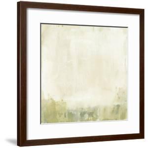 Olive Horizon II by Jennifer Goldberger