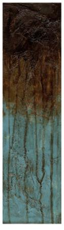 Oxidized Copper IV by Jennifer Goldberger