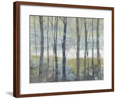 Pastel Birches I