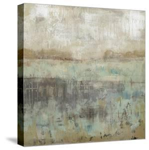 Pastels and Rust I by Jennifer Goldberger