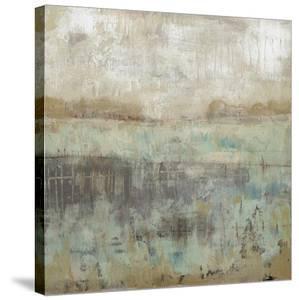 Pastels and Rust I by Jennifer Goldberger