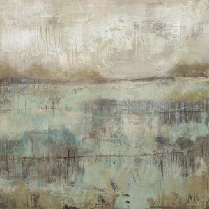 Pastels and Rust II by Jennifer Goldberger