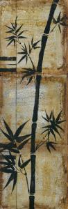 Patinaed Bamboo II by Jennifer Goldberger
