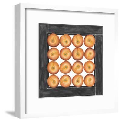 Peaches Cubed