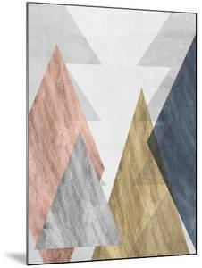 Peaks II by Jennifer Goldberger