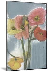 Poppy Spray II by Jennifer Goldberger