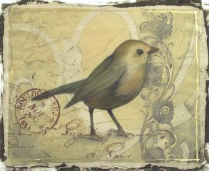 Postcard Song II by Jennifer Goldberger