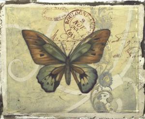 Postcard Song III by Jennifer Goldberger