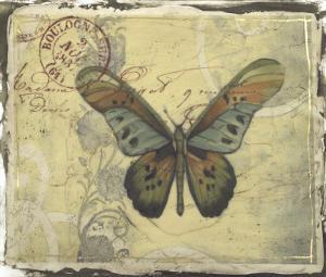 Postcard Song IV by Jennifer Goldberger
