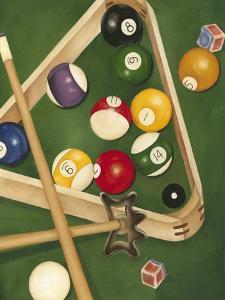 Rack 'Em Up II by Jennifer Goldberger