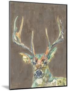 Rustic Wildlife I by Jennifer Goldberger