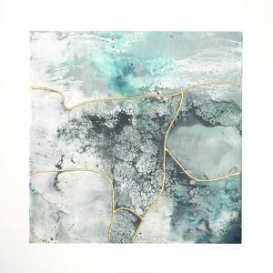 Sea Lace I by Jennifer Goldberger