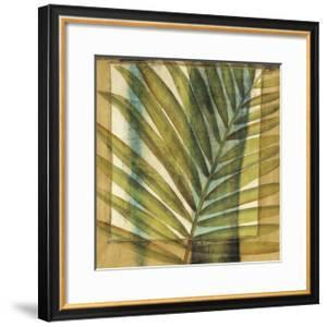 Seaside Palms II by Jennifer Goldberger