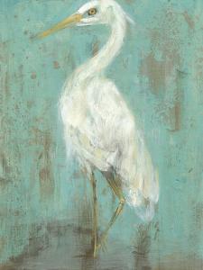 Seaspray Heron II by Jennifer Goldberger