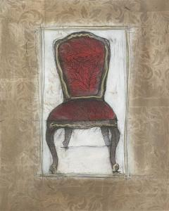 Seating Plan I by Jennifer Goldberger