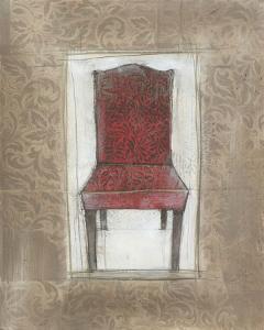Seating Plan II by Jennifer Goldberger