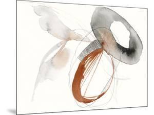 Sienna Rounds I by Jennifer Goldberger