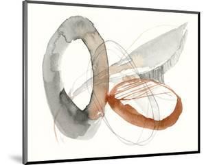 Sienna Rounds II by Jennifer Goldberger