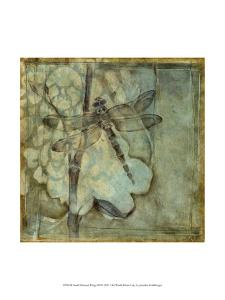Small Ethereal Wings III by Jennifer Goldberger