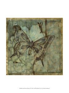 Small Ethereal Wings IV by Jennifer Goldberger