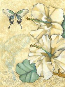Small Hibiscus Medley I by Jennifer Goldberger