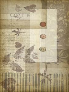 Small Notebook Collage III by Jennifer Goldberger