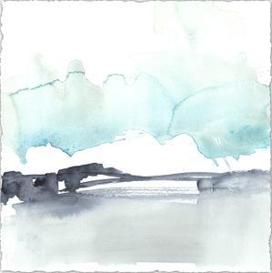 Snow Line VI by Jennifer Goldberger