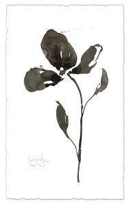 Solitary Sumi-e II by Jennifer Goldberger