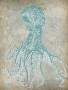 Spa Octopus II by Jennifer Goldberger