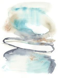 Spiral Bloom I by Jennifer Goldberger