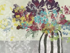Spray of Flowers II by Jennifer Goldberger