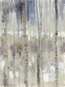 Subtle Birchline II by Jennifer Goldberger