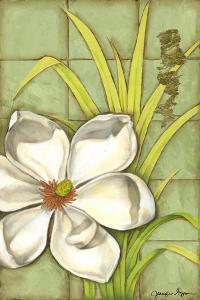 Sugar Magnolia II by Jennifer Goldberger