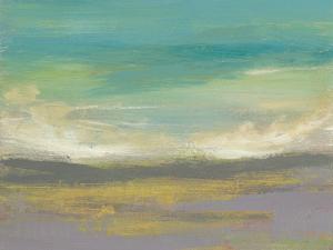 Sunset Study II by Jennifer Goldberger