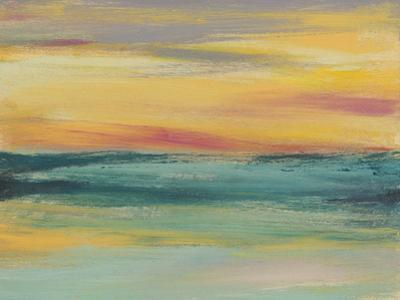 Sunset Study III by Jennifer Goldberger