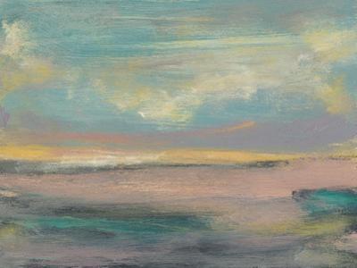 Sunset Study VI by Jennifer Goldberger