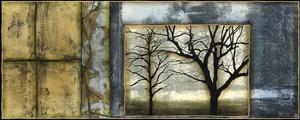 Tandem Trees III by Jennifer Goldberger