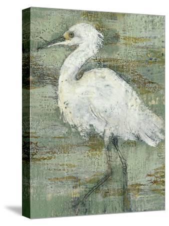 Textured Heron I