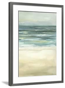 Tranquil Sea III by Jennifer Goldberger