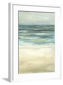 Tranquil Sea III by Jennifer Goldberger